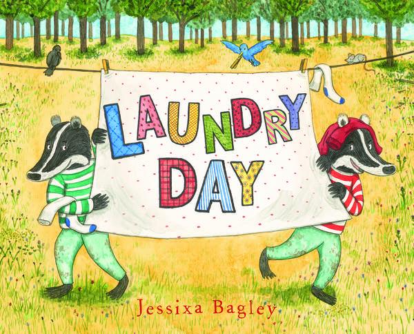 Laundry Day by Jessixa Bagley