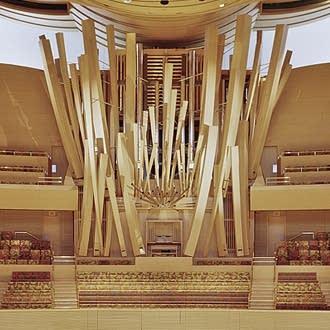 2004 Glatter-Götz & Rosales/Walt Disney Concert Hall, Los Angeles, CA