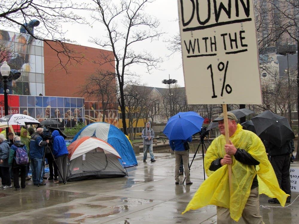 OccupyMN returns