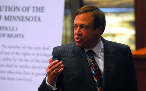 Norm Coleman's lawyer Joe Friedberg