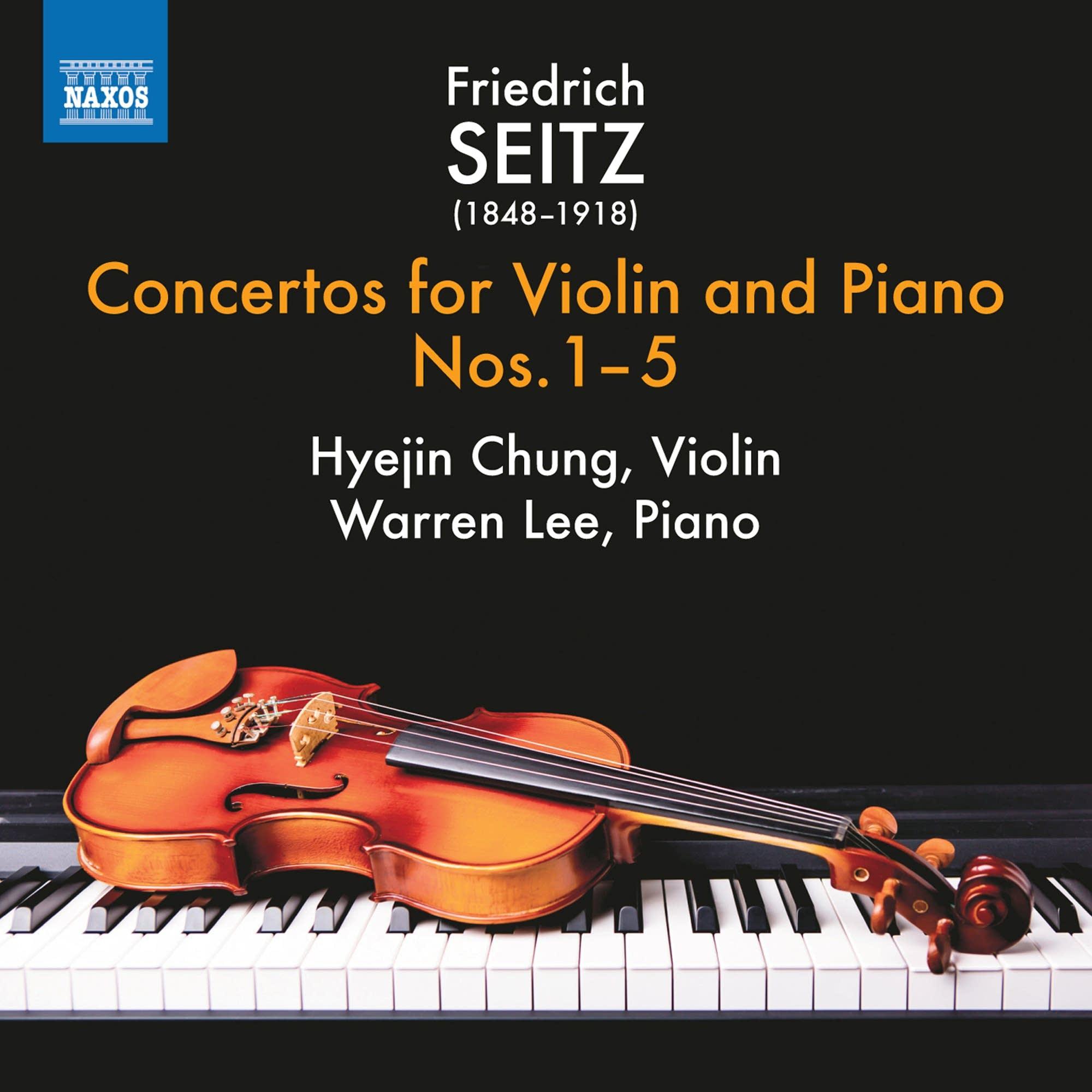 Friedrich Seitz - Violin Concerto No. 1: III. Allegretto