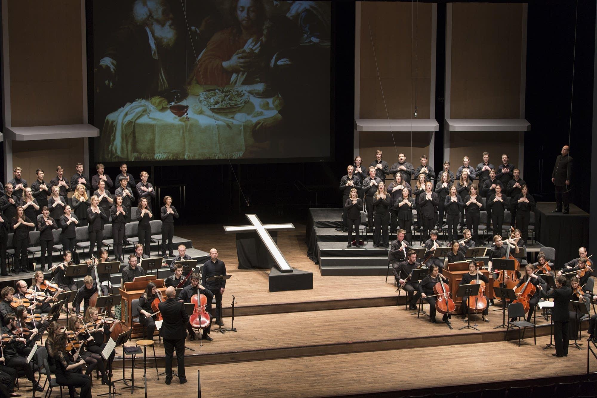 University of Minnesota's Bach's St. Matthew Passion