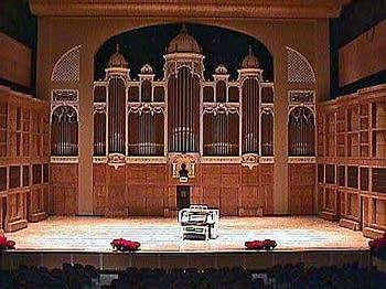 1912 Austin; Kotzschmar Memorial Organ organ at Merrill Auditorium,...