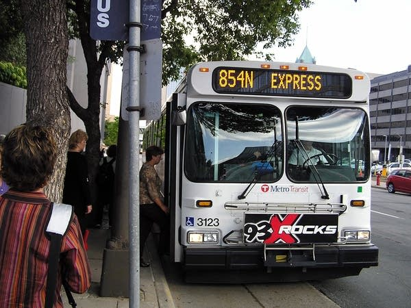 Express buses