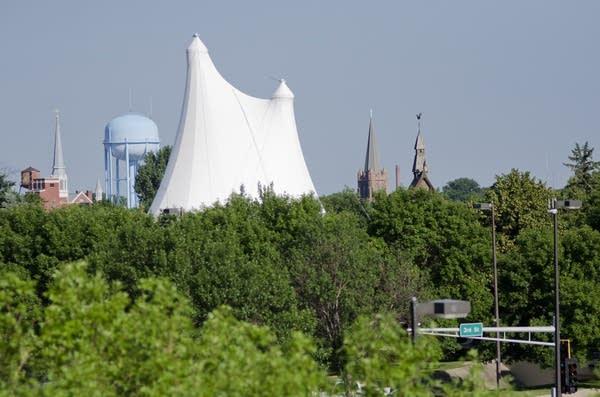 Fargo-Moorhead 'skyline'