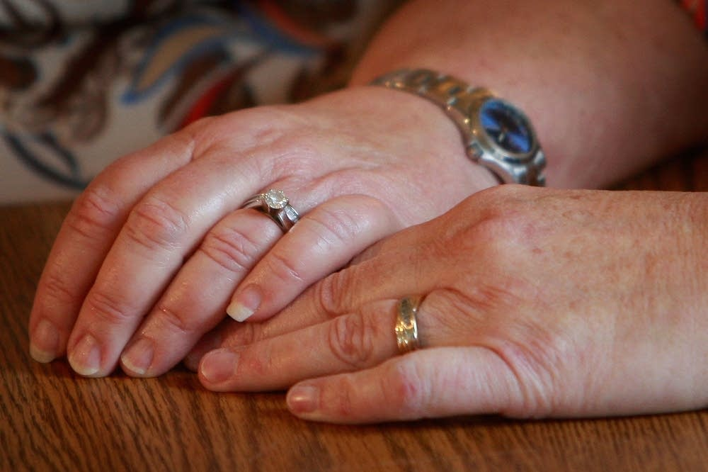 Gay  couples in Iowa prepare to marry