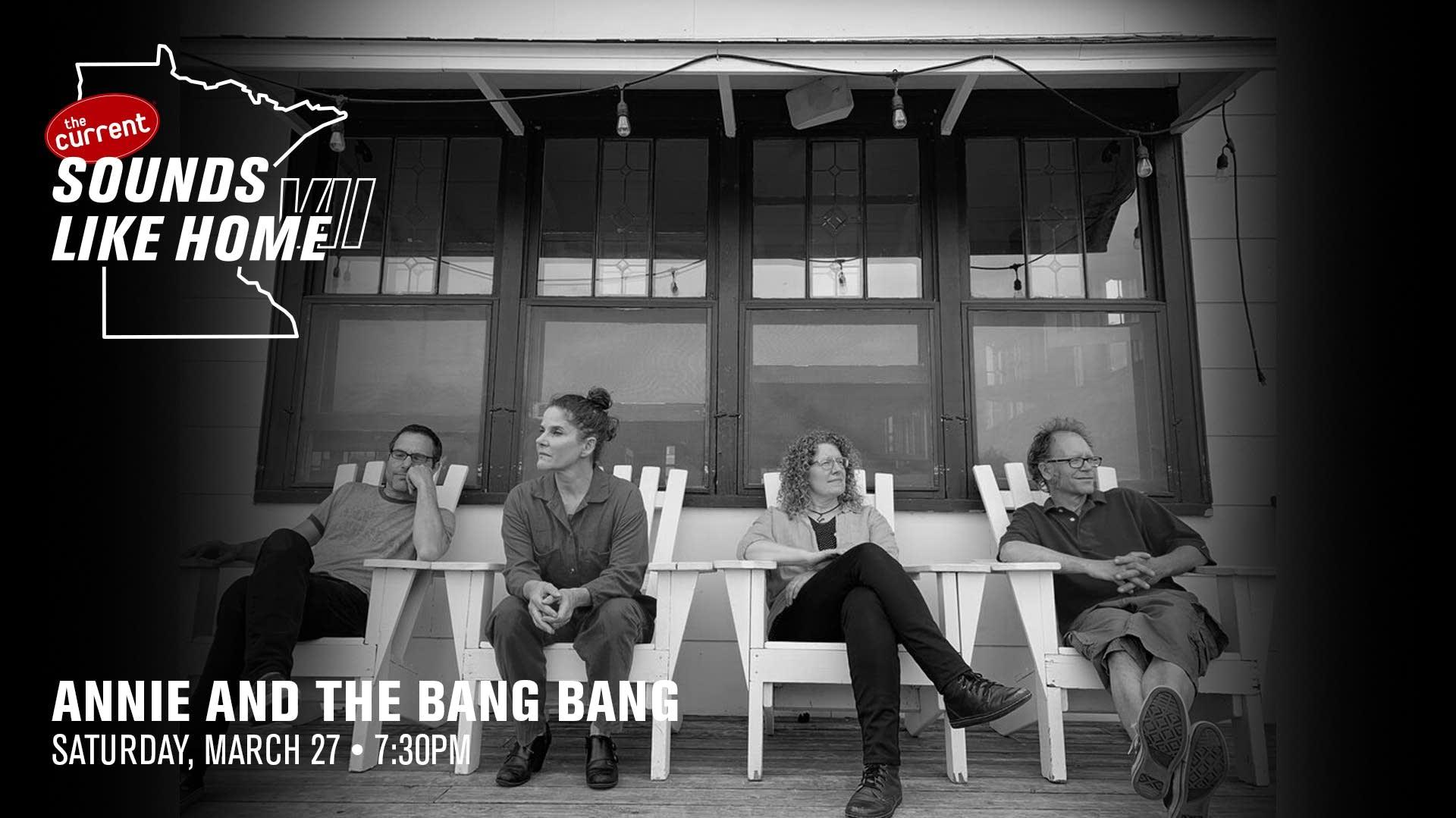Annie and the Bang Bang