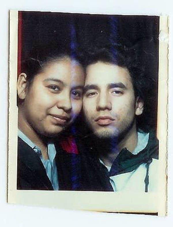 Judy and Antonio Sr.