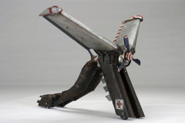 Otherworldly war machines