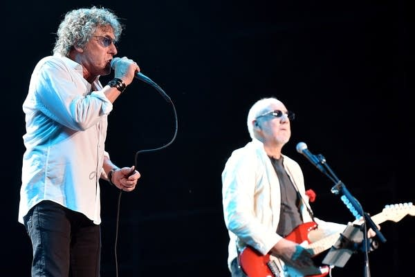 The Who in Abu Dhabi