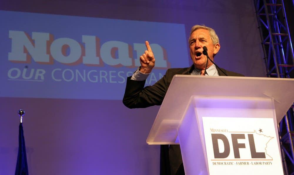 US Congressman Rick Nolan