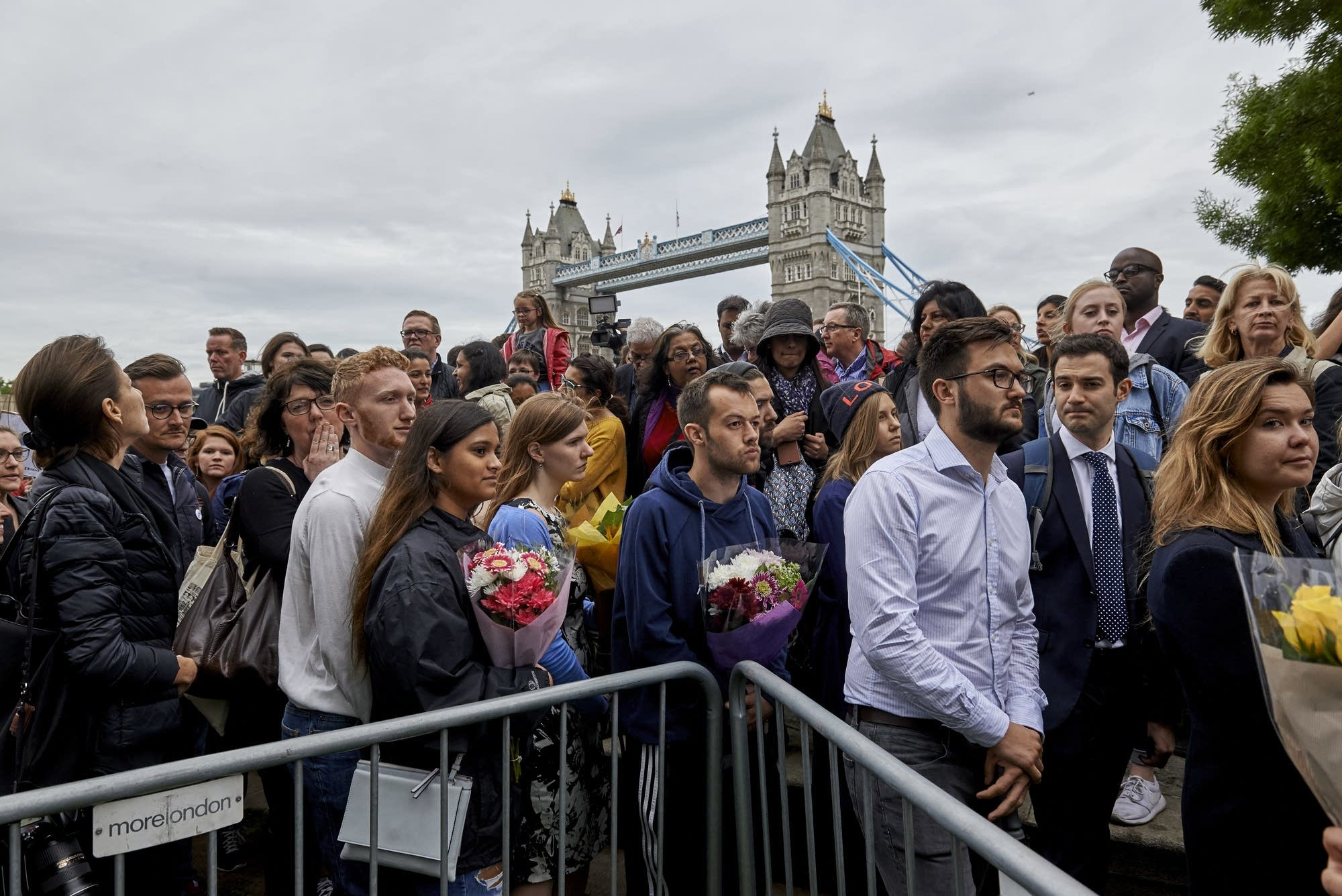 London Bridge attacker tried to rent larger truck, police say