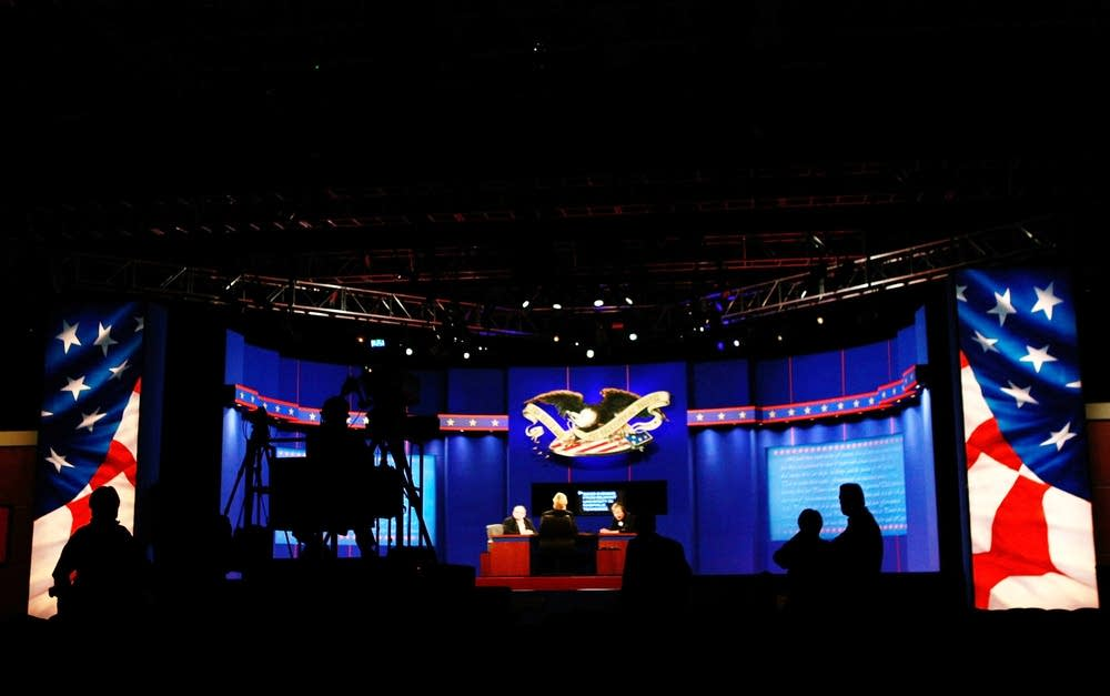 Hofstra University prepares for final debate