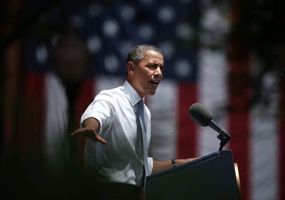 Obama unveils climate change policy