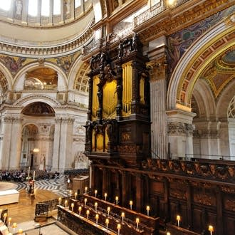 Willis–Mander at St. Paul's Cathedral, London