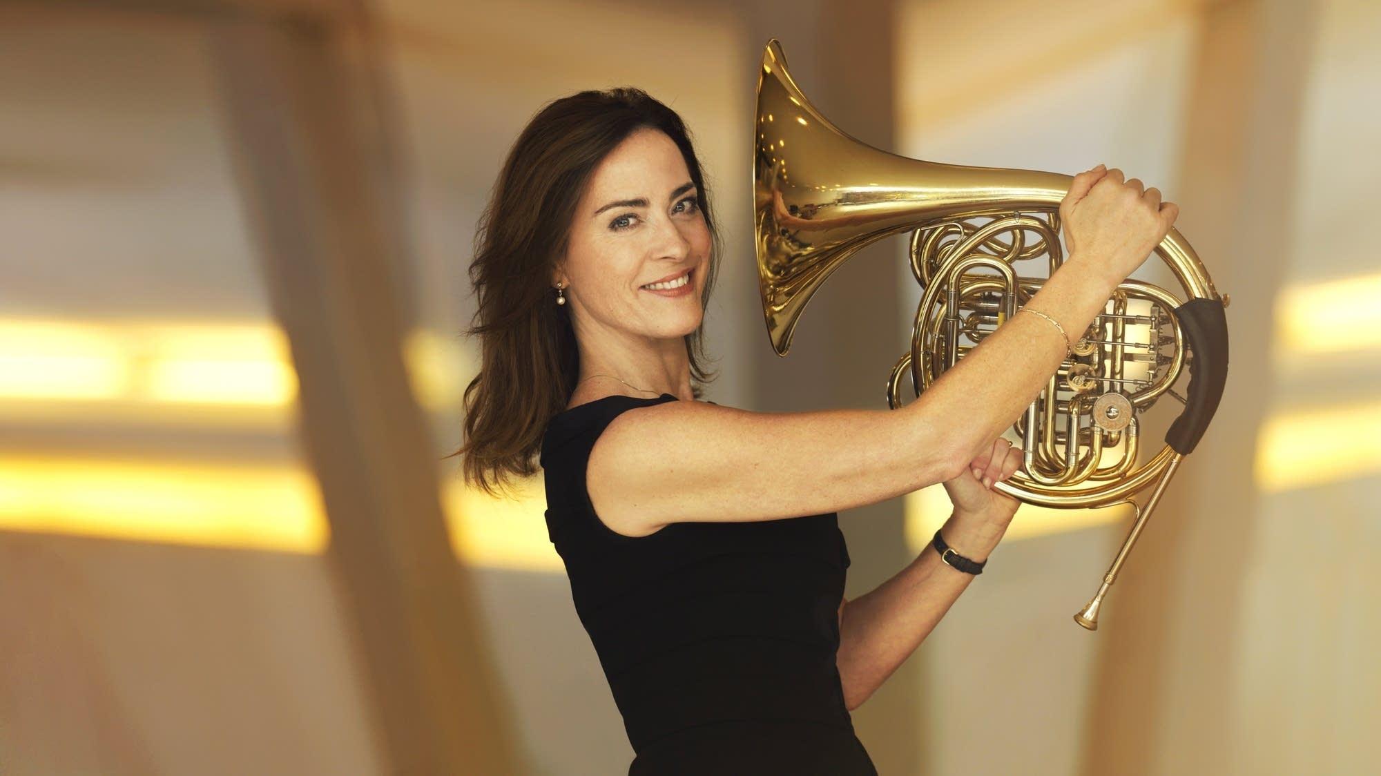Sarah Willis, brass player
