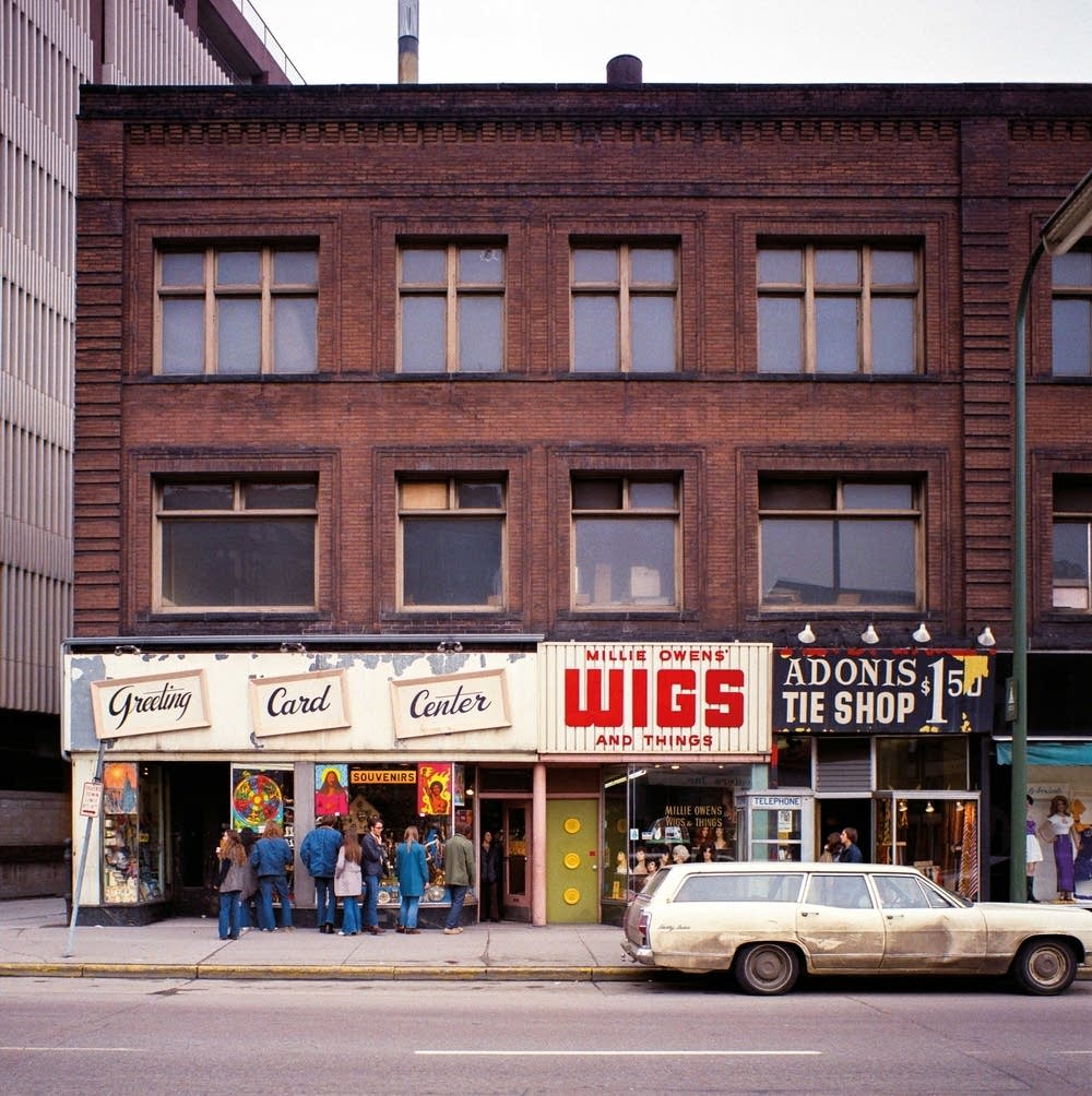 Unearthed Photos: Downtown Minneapolis In The 1970s
