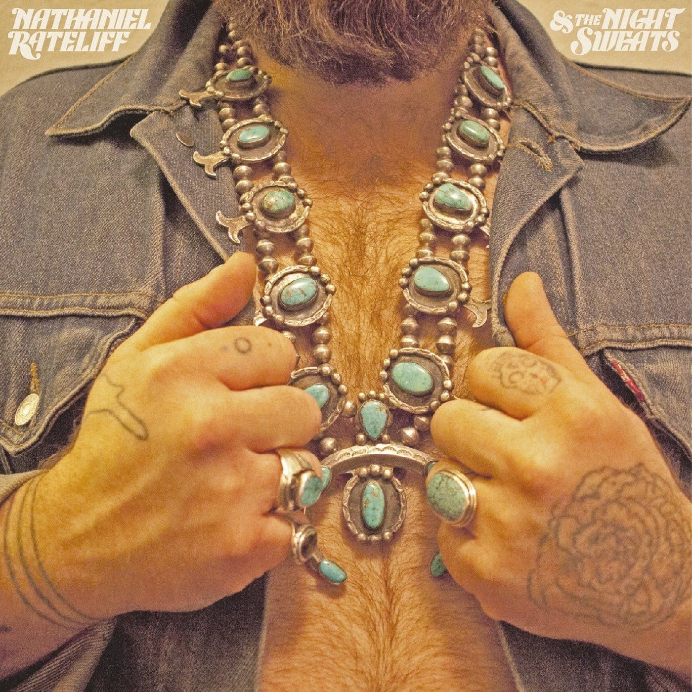 Nathaniel Rateliff & The Night Sweats, self-titled
