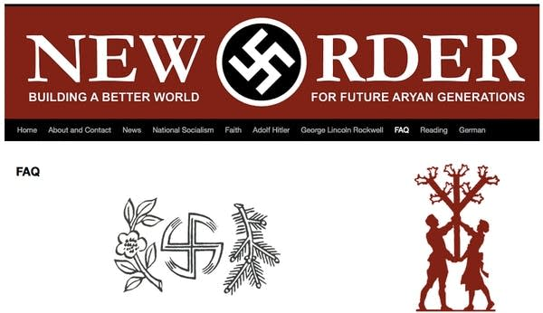 New Order is a neo-Nazi group based in Milwaukee.