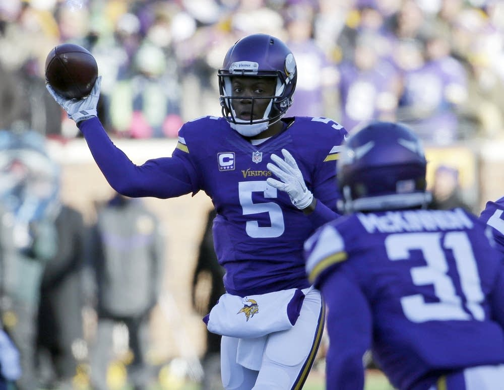 Mike Zimmer: Don't Count Vikings Out After Teddy Bridgewater Injury