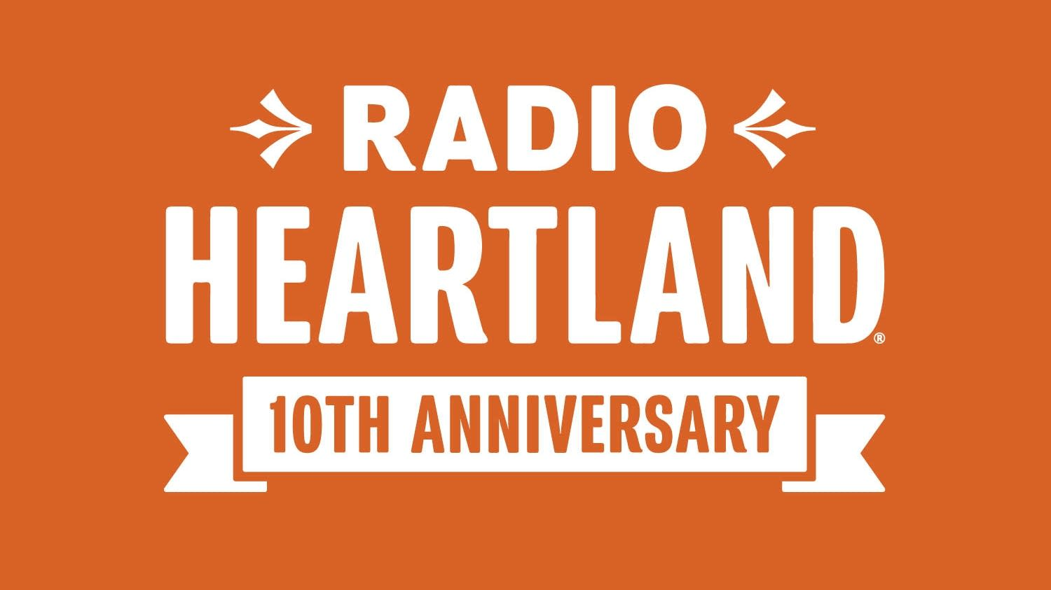 Radio Heartland 10th Anniversary