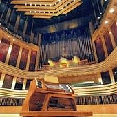 2006 Mühleisen in the Bela Bartok National Concert Hall, Budapest, Hungary
