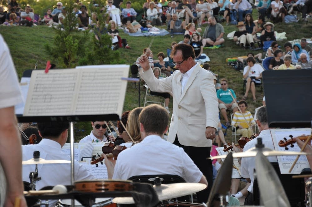 missouri symphony outdoor performance festival