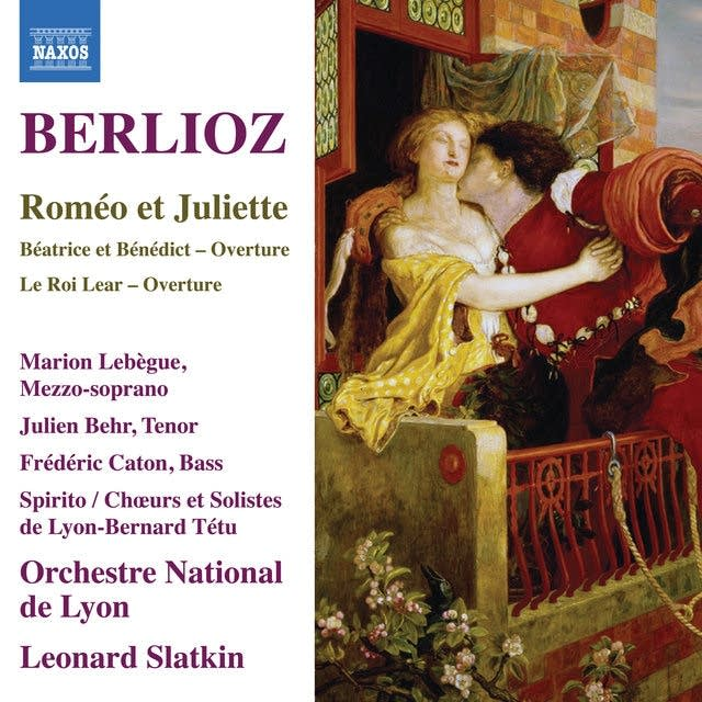 Hector Berlioz - Romeo et Juliette: Love Scene
