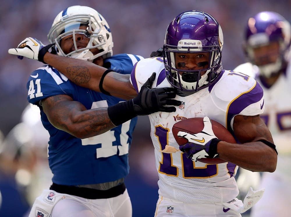 Minnesota Vikings vs. Indianapolis Colts