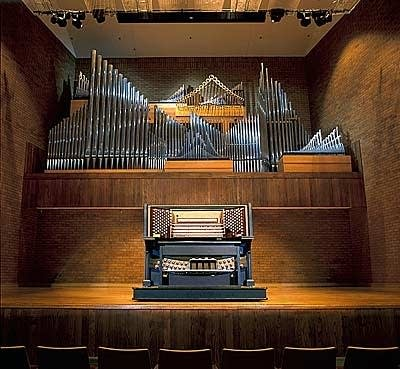 2004 Ruffatti organ at Brigham Young University, Rexburg, Idaho