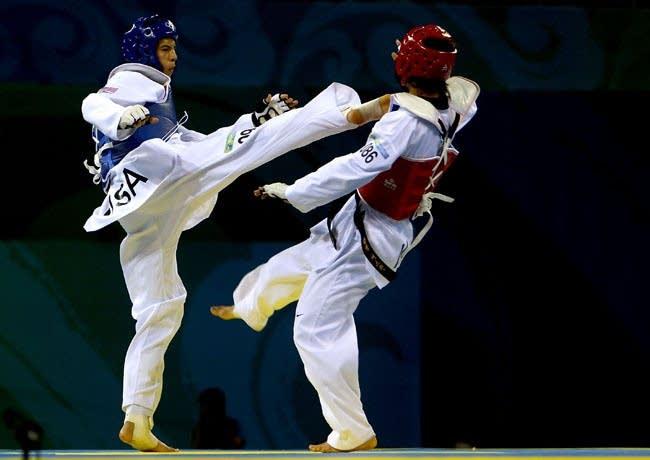 Olympics Day 13 - Taekwondo