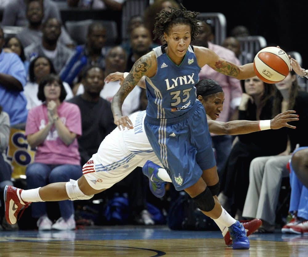Seimone Augustus, Angel McCoughtry