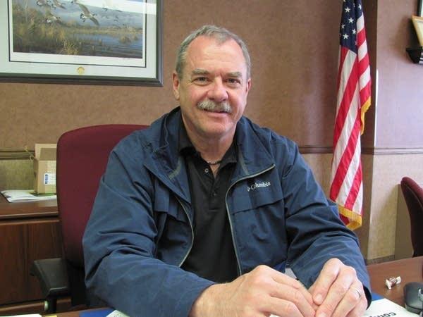 Steve Peterson, Virginia mayor
