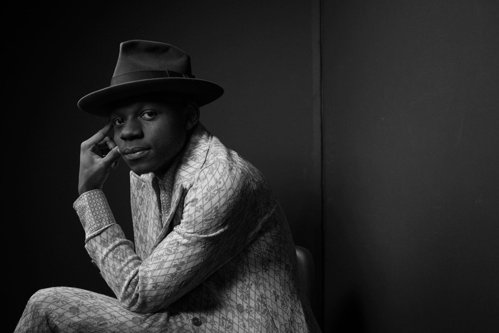 J.S. Ondara portrait 2019