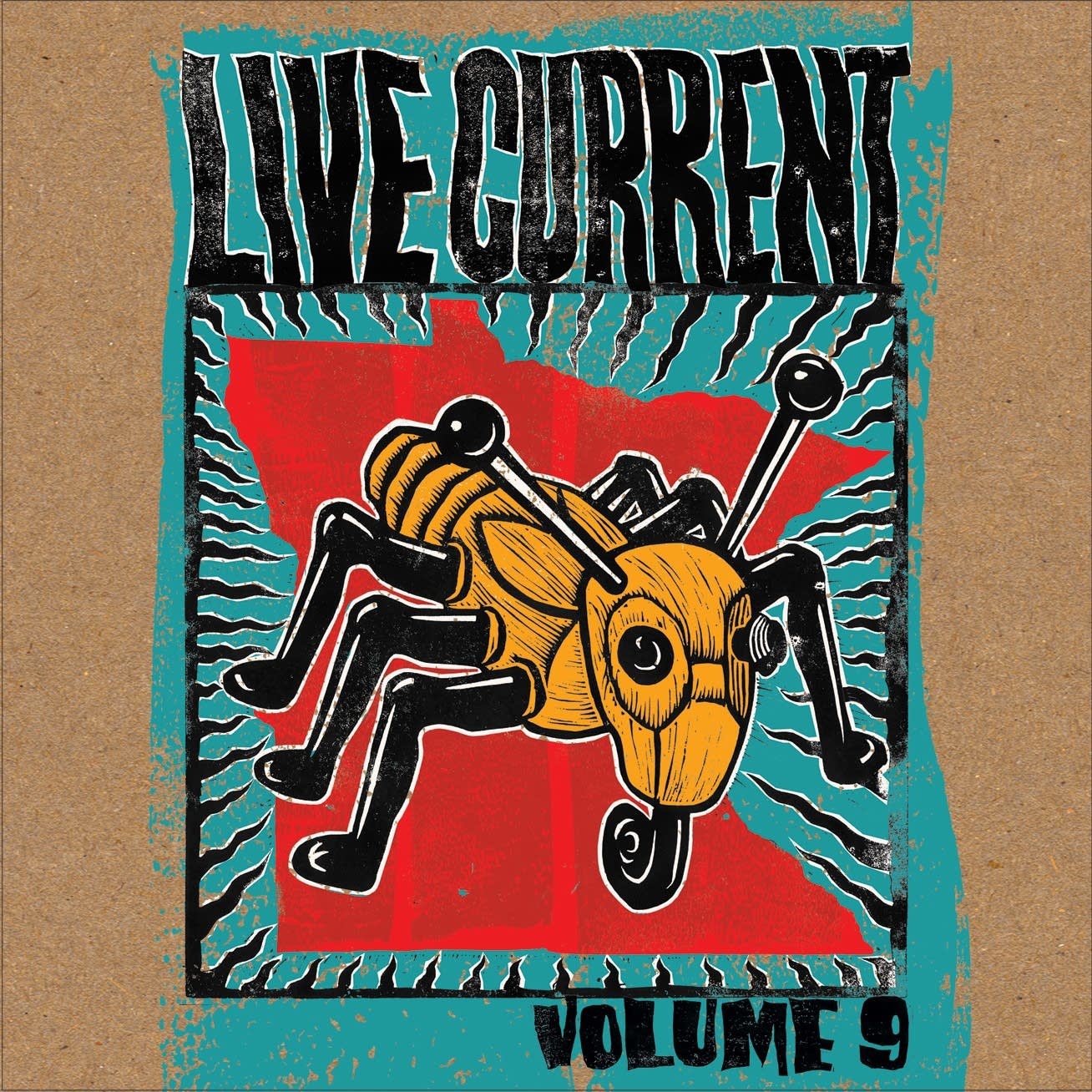 Live Current, Vol. 9