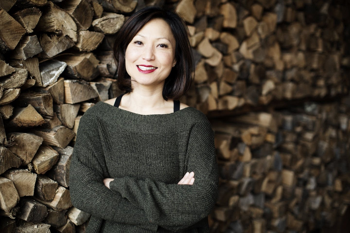 Ann Kim, owner and executive chef of three restaurants.