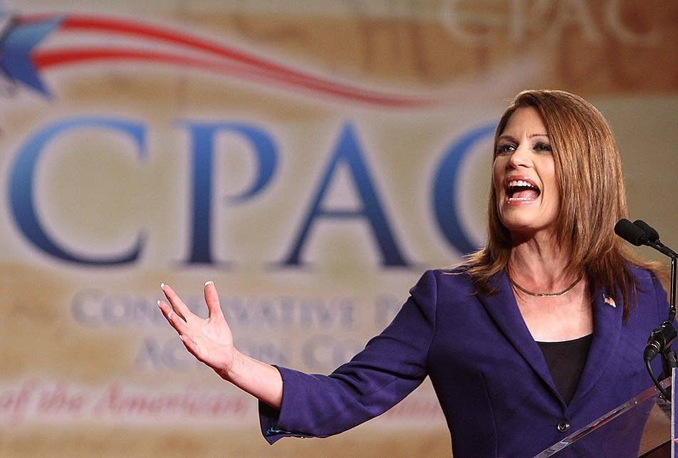 Bachmann in Florida