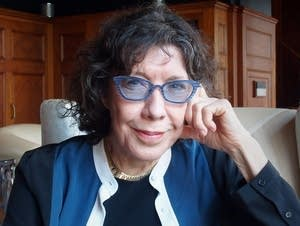 Lily Tomlin in Minneapolis in June.