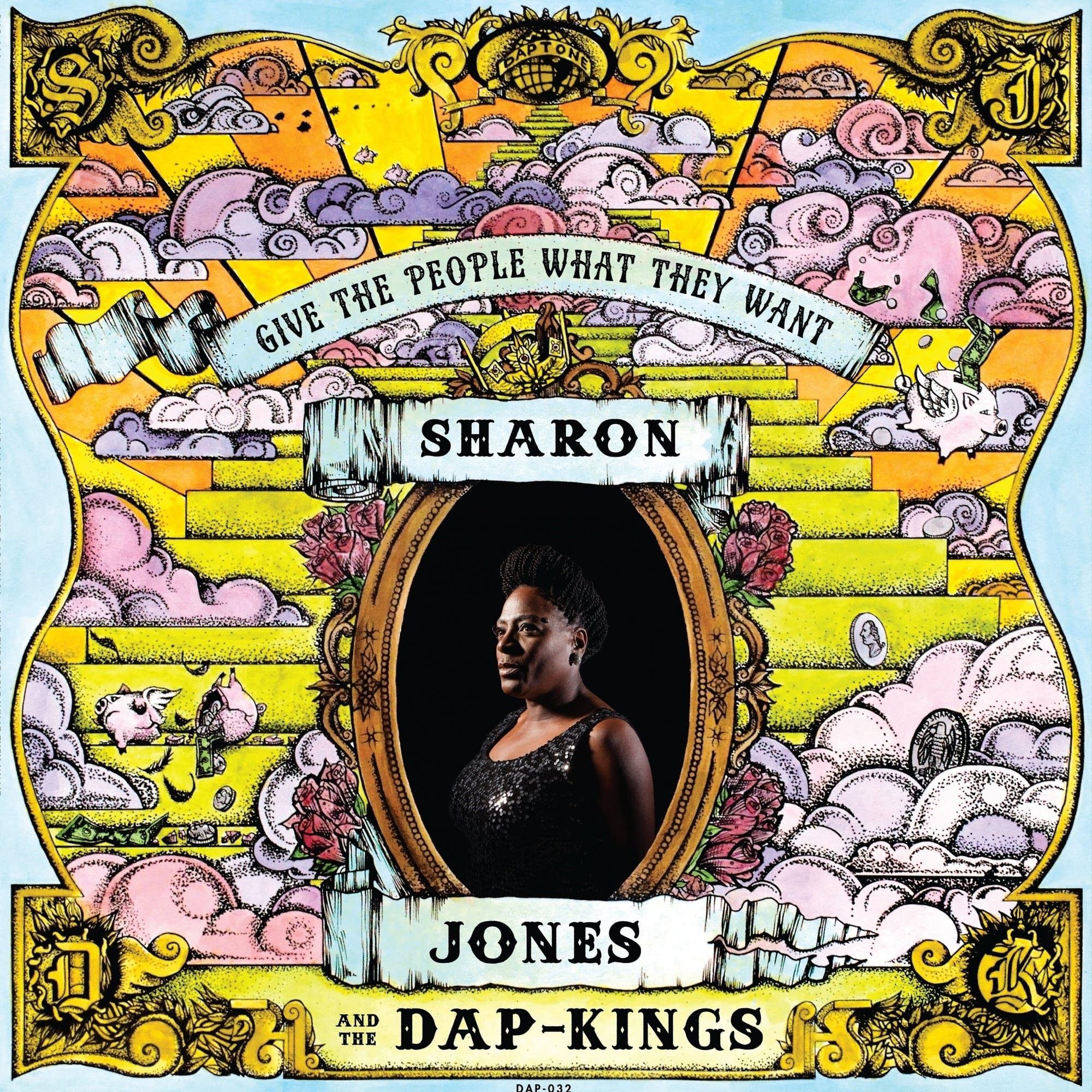 Sharon Jones and the Dap Kings