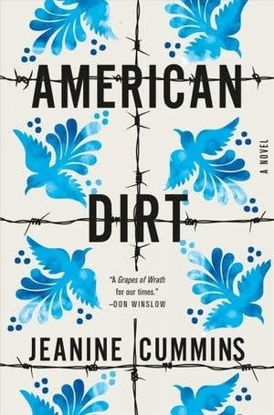 'American Dirt' by Jeanine Cummins.