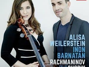 Weilerstein, Barnatan Chopin & Rachmaninov Cello S