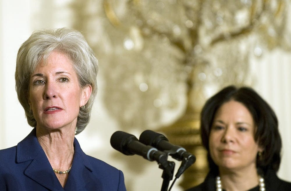 Sebelius appointed