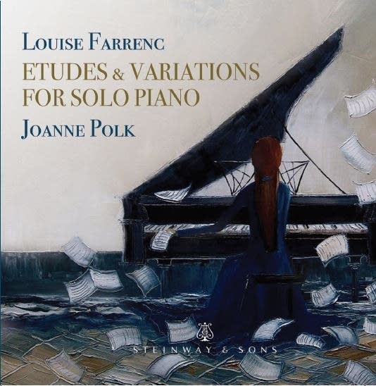 Piano music performed by Joanne Polk