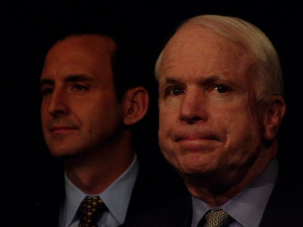 Gov. Tim Pawlenty and Sen. John McCain
