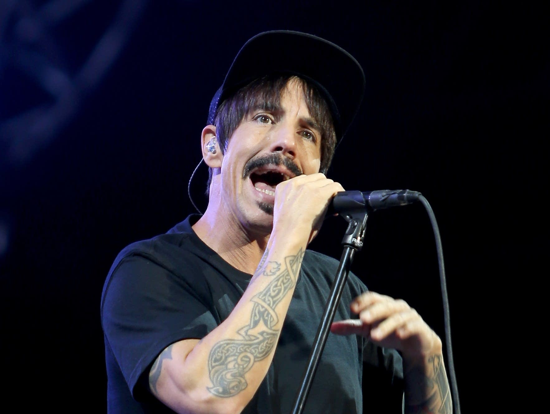 Today in Music History: Happy Birthday to Anthony Kiedis ...