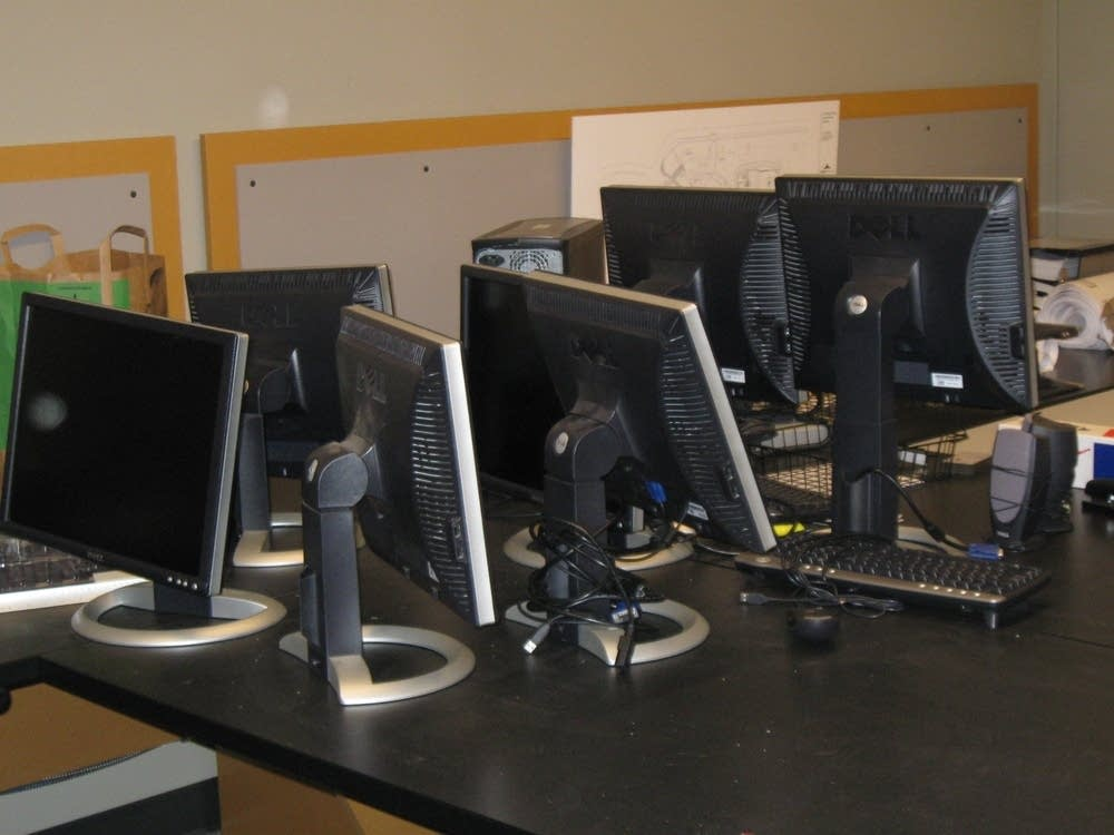 Glut of unused equipment