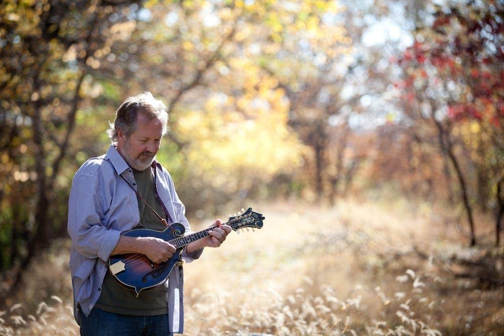 Bluegrass musician Dick Kimmel