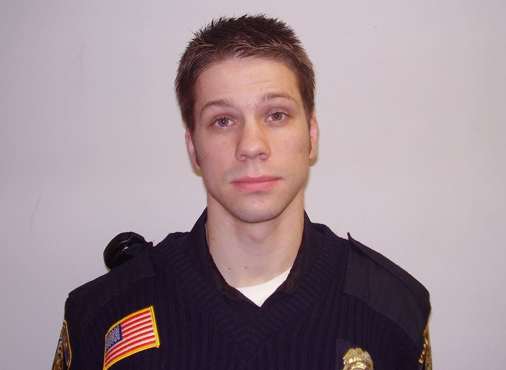 Cold Spring Police Officer Tom Decker