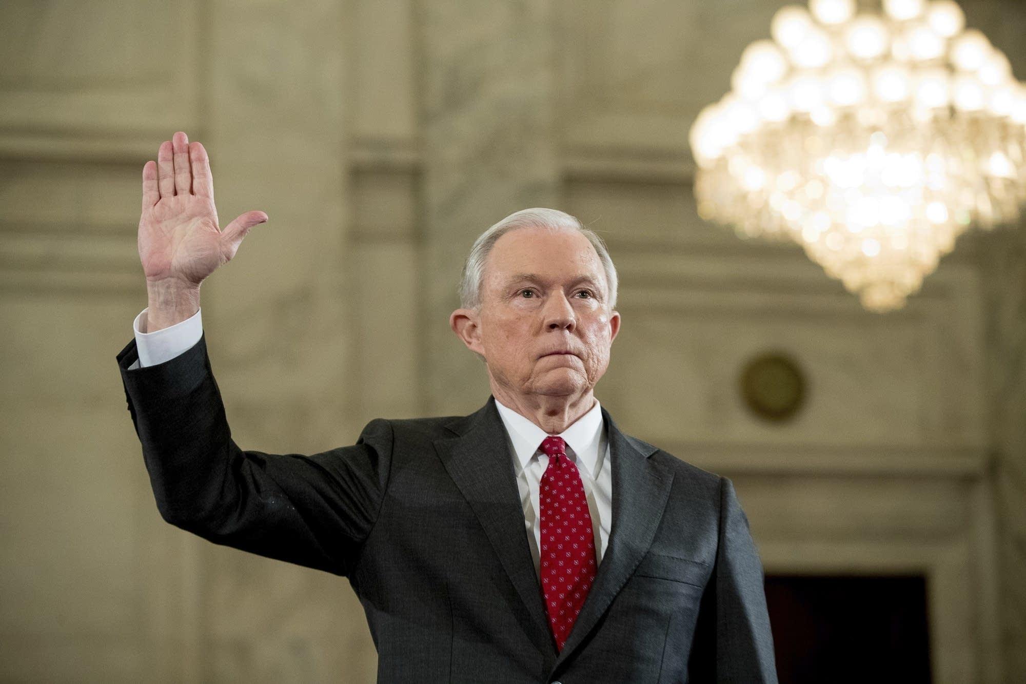 Attorney General-designate, Sen. Jeff Sessions