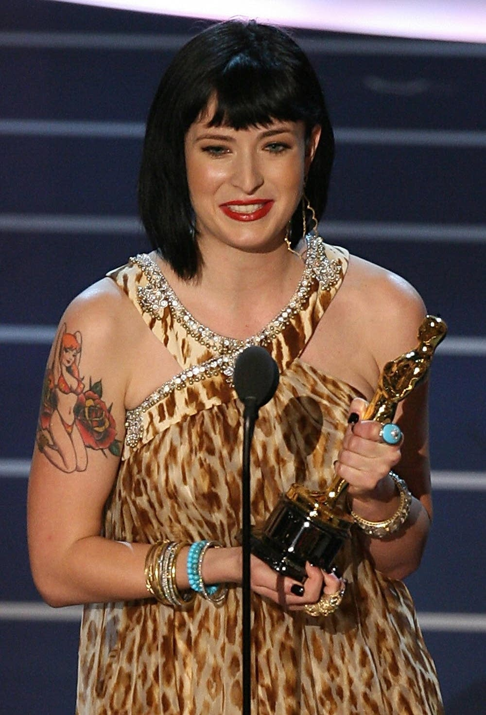 Winner for Best Original Screenplay Diablo Cody
